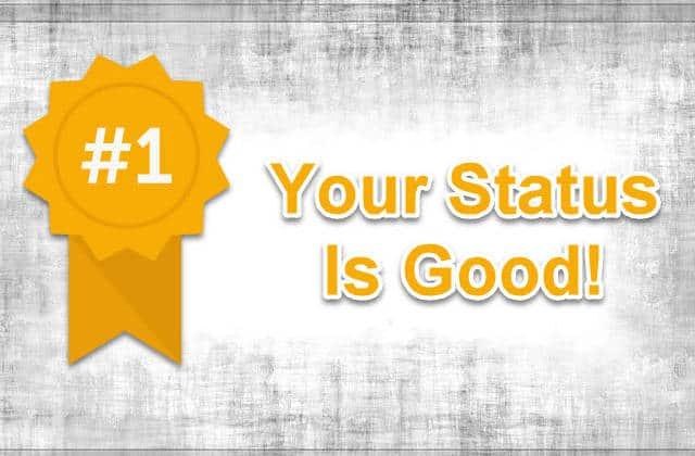 Certificate of good standing essentials