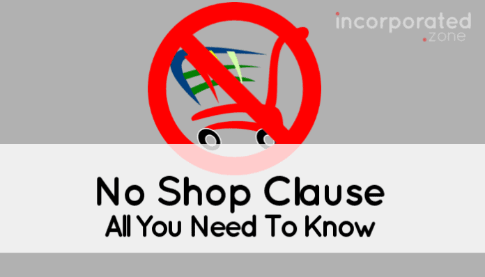 No Shop Clause (Best Overview with Examples and Sample Clauses)