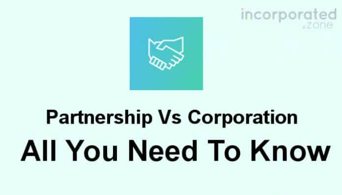 Partnership Vs Corporation (Best Review On Key Differences)