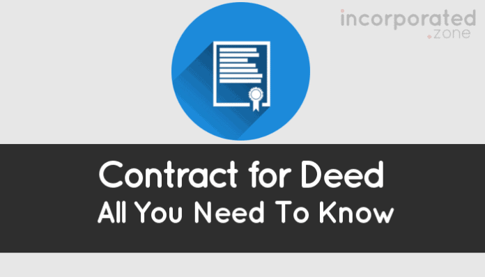 Contract For Deed (Best Overview What Is It And How It Work)