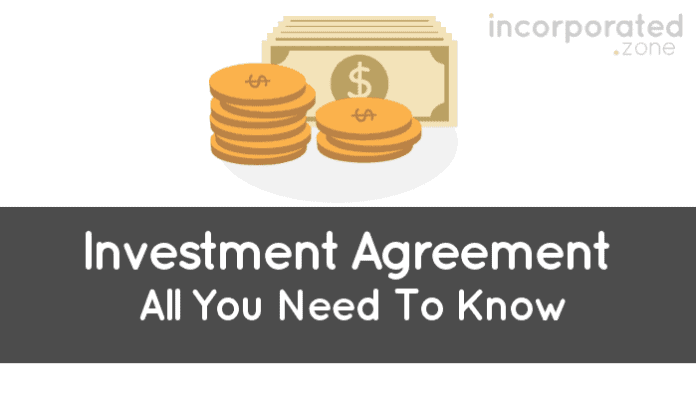 Investment Agreement (Different Types And Key Elements)